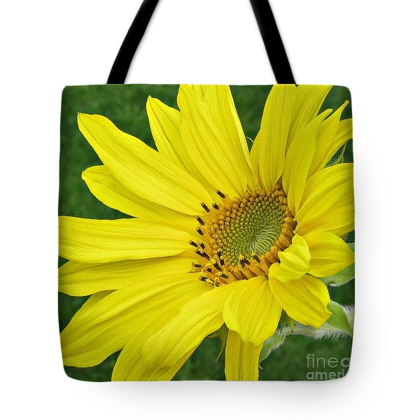 Tote Bag featuring the photograph Sunny Side Up by Janice Westerberg