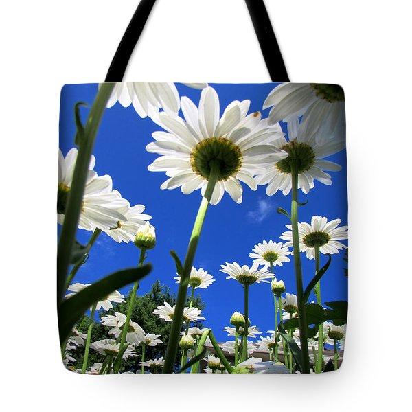 Sunny Side Up Tote Bag by Pamela Clements