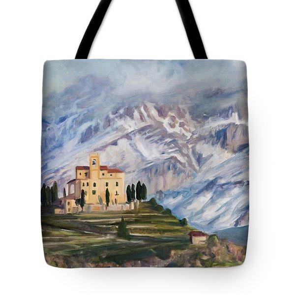 Sunray Tote Bag by Marco Busoni