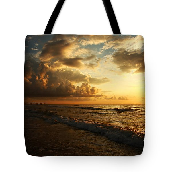 Sunrise - Rich Beauty Tote Bag
