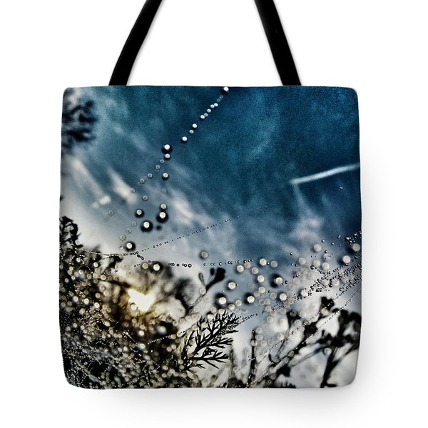 Sunrise After Rain Tote Bag by Marianna Mills