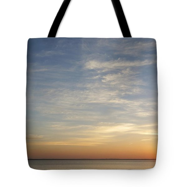 Tote Bag featuring the photograph Sunrise At Cheyenne Bottoms by Rob Graham