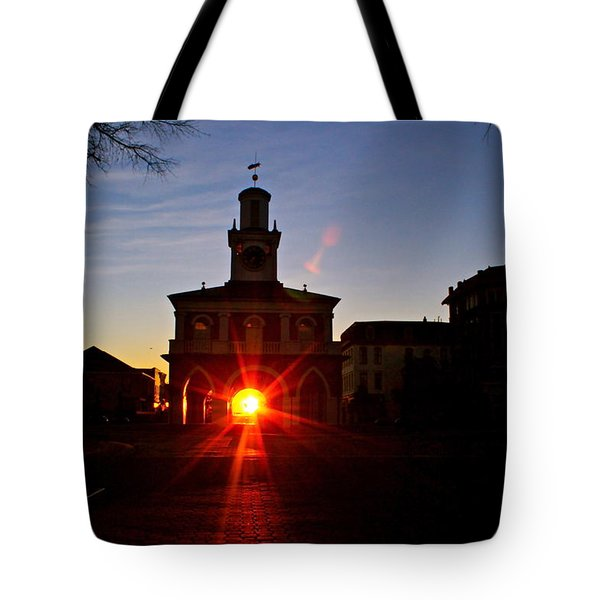 Historic 2 Tote Bag
