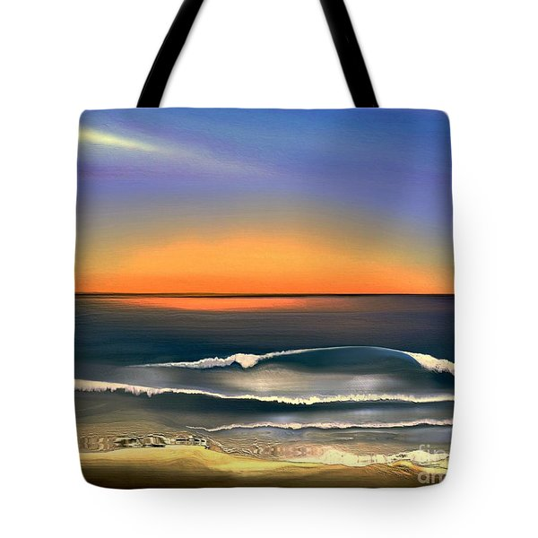 Sunrise Tote Bag by Dale   Ford