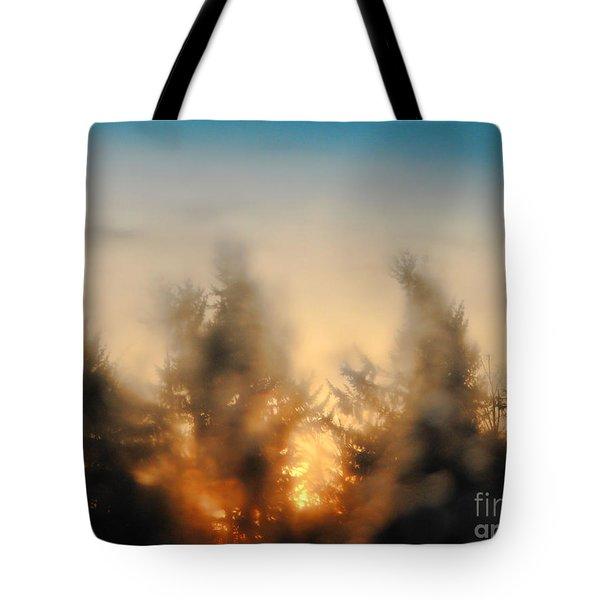 Sunrise Dream Tote Bag