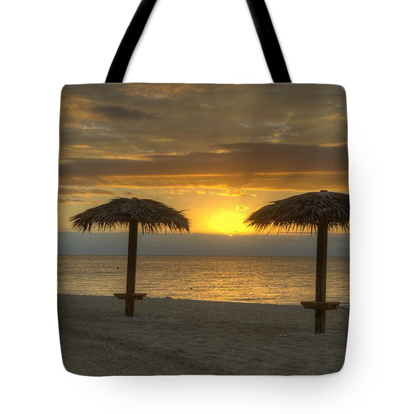 Sunrise Glory Tote Bag