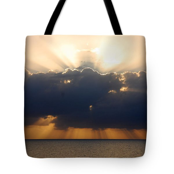 Sunrise Islamorada Tote Bag