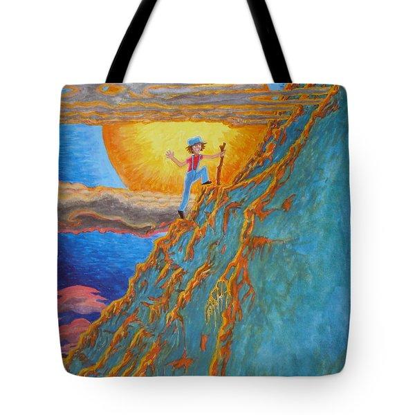 Sunrise Tote Bag by Matt Konar