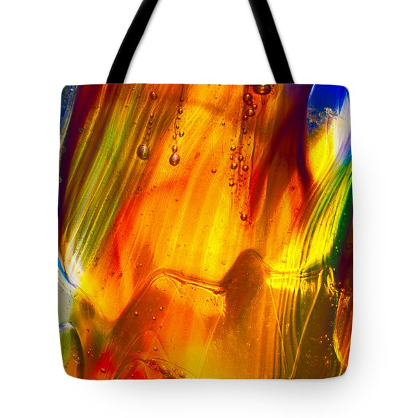 Sunrise Tote Bag by Omaste Witkowski