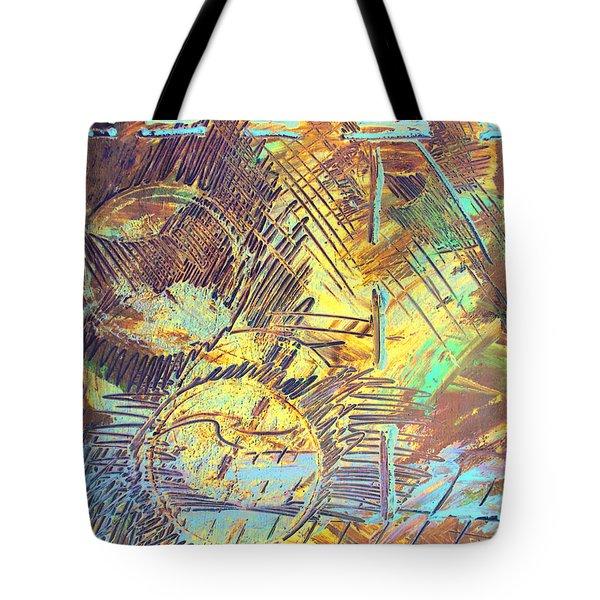 Sunrise One Tote Bag by Albert Puskaric
