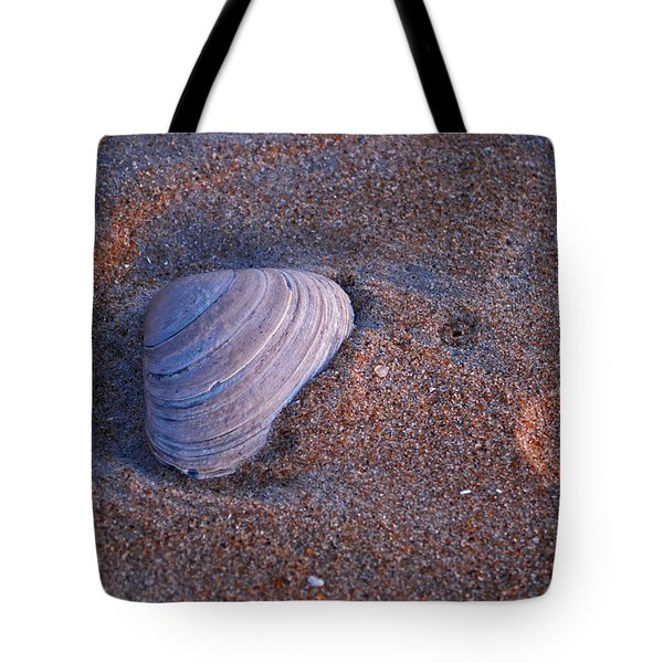 Sunrise Shell Tote Bag