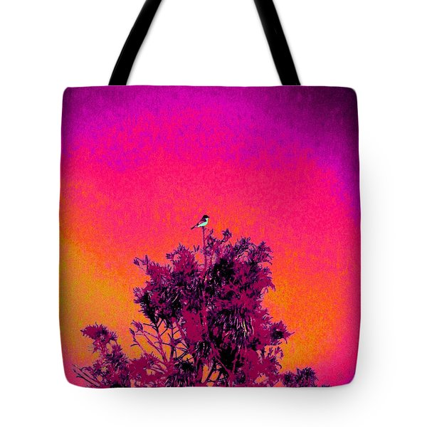 Sunrise To Sunset Nature Is Beautiful Tote Bag