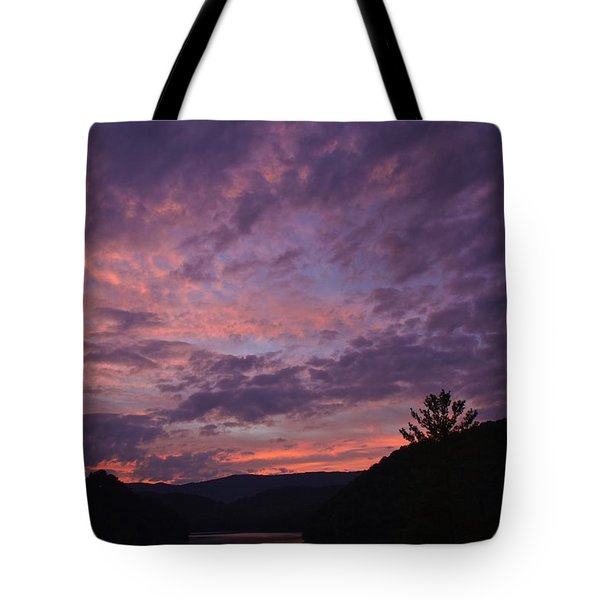 Sunset 2013 Tote Bag