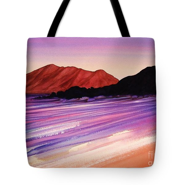 Sunset At Black Rock Maui Tote Bag