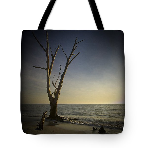 Sunset At Lovers Key Tote Bag