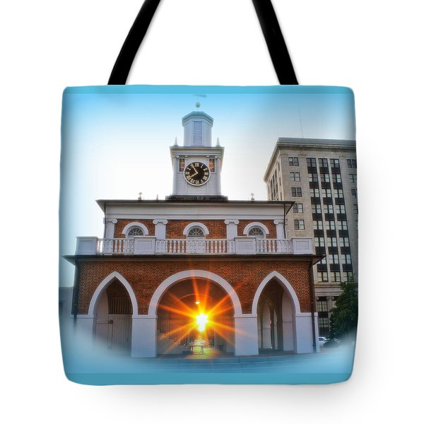 Historic 1 Tote Bag
