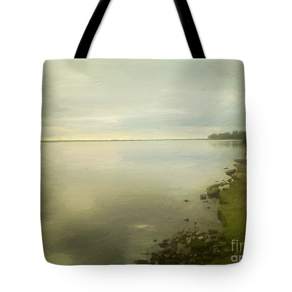 Sunset Before The Storm Tote Bag by RC DeWinter