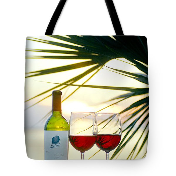 Sunset For Two Tote Bag