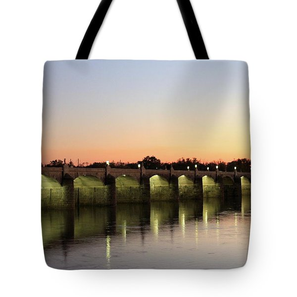 Sunset Hues Tote Bag