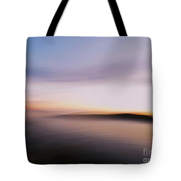 Sunset Island Dreaming Tote Bag