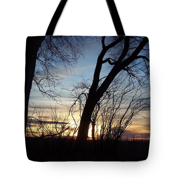 Idaho Sunset 1 Tote Bag