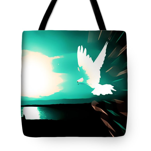 Sunset Of My Dreams Tote Bag