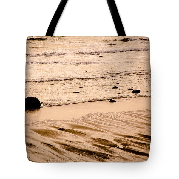 Sunset Palette Wreck Beach Tote Bag