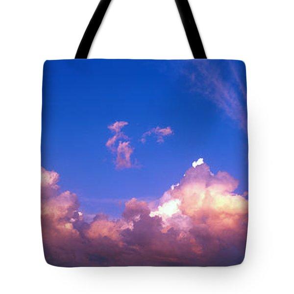 Sunset Phoenix Az Usa Tote Bag