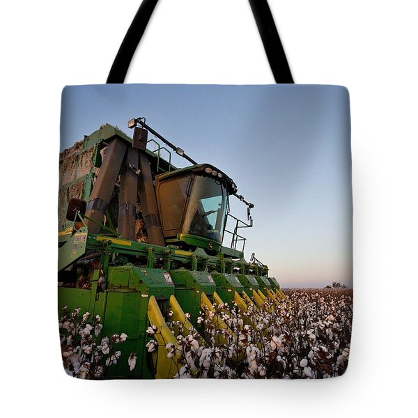 Sunset Pickin' Tote Bag