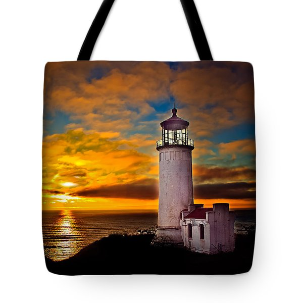 Sunset Tote Bag by Robert Bales