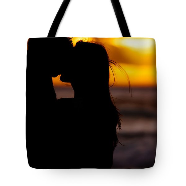 Sunset Romance Tote Bag by Yngve Alexandersson