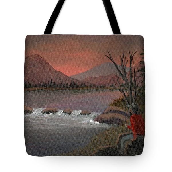 Sunset Serenade Tote Bag by Sheri Keith