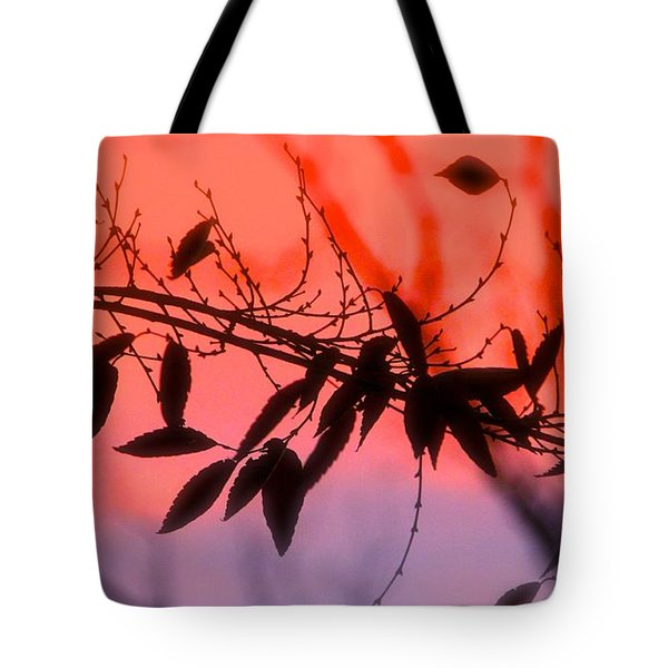 Sunset Serenade Tote Bag