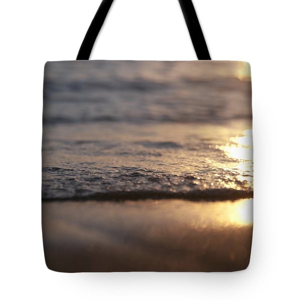 Sunset Shore Tote Bag by Brandon Tabiolo
