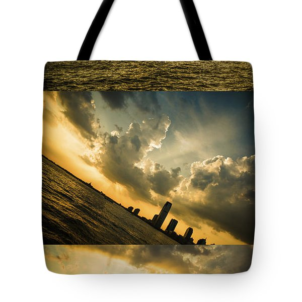 Sunset Trilogy Tote Bag