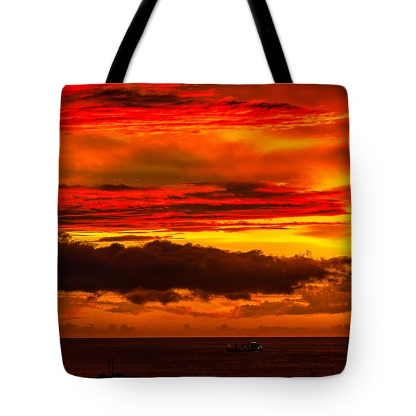 Sunset Wow2 Tote Bag