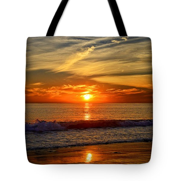 Sunset's Glow  Tote Bag