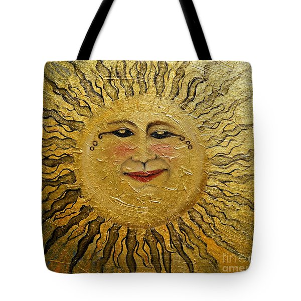 Sunshine 2012 Tote Bag