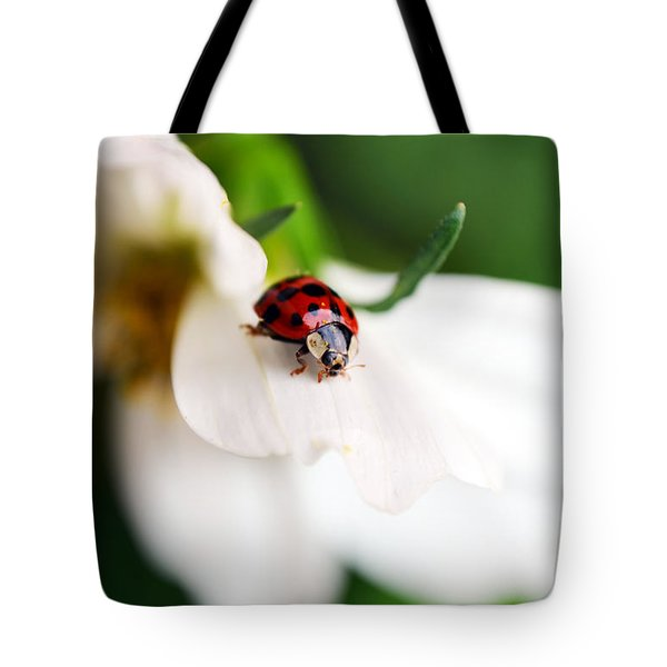 Sunshine And Petal Rest Tote Bag