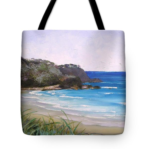 Sunshine Beach Qld Australia Tote Bag by Chris Hobel