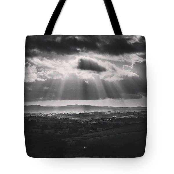 Sunstream Tote Bag