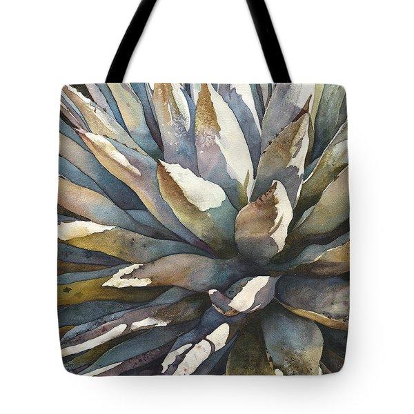 Sunstruck Yucca Tote Bag