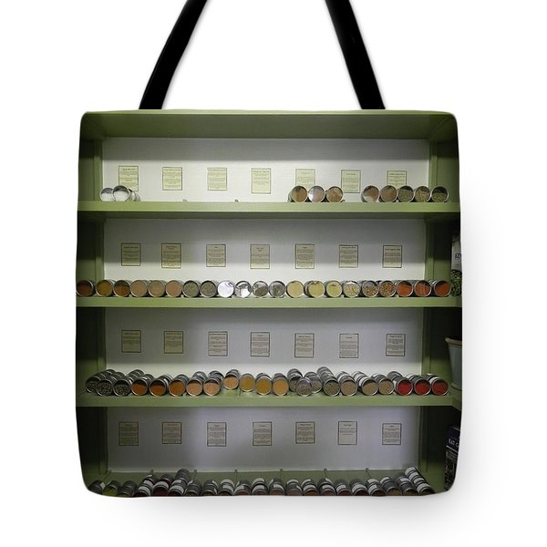 Super Spice It Tote Bag by Patricia Greer