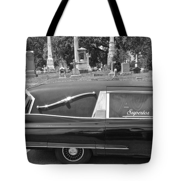Superior Tote Bag by Alice Gipson