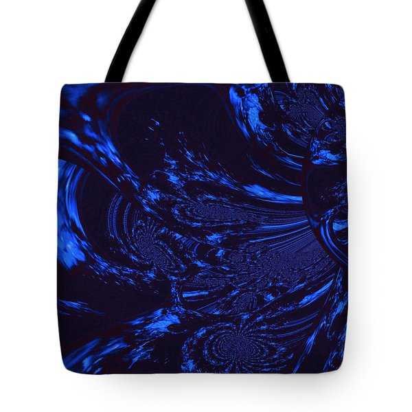 Supernatural Water Element Tote Bag