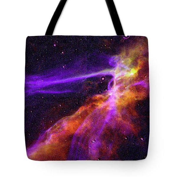 Supernova In Cygnus Tote Bag