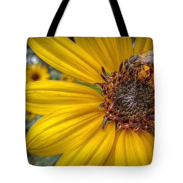 Supper Time Tote Bag by Linda Unger