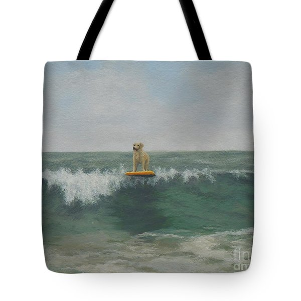 Surfer Lab Tote Bag