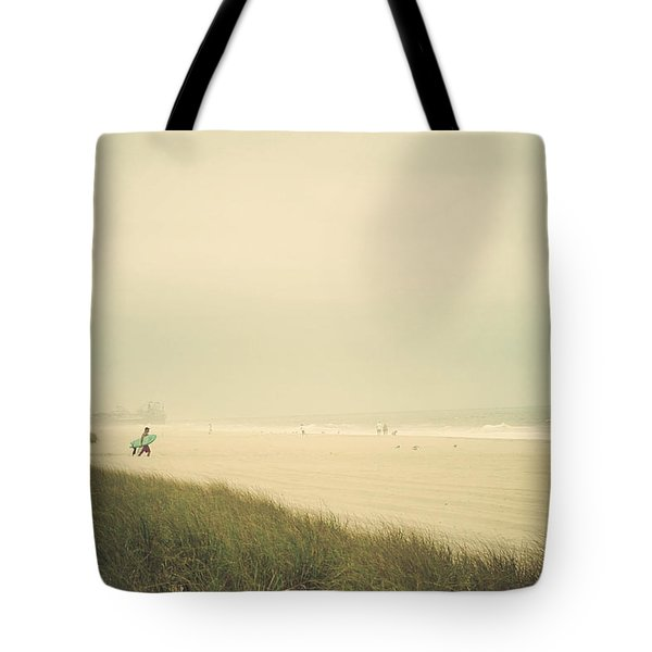Surf's Up Seaside Park New Jersey Tote Bag