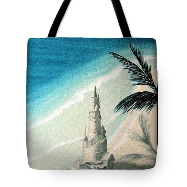 Surprise Blessing Tote Bag by Dianna Lewis